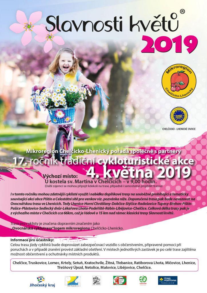 Slavnosti květů 2019